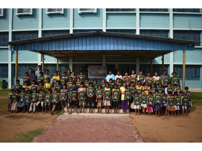 Cyclone FANI NGO
